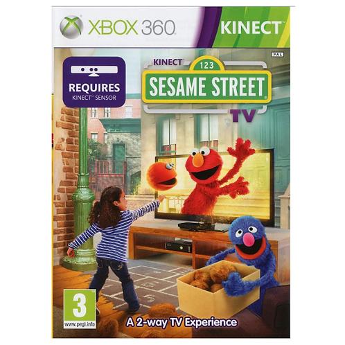 123 Sesame Street (Kinect)