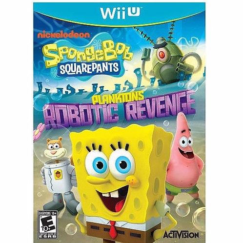 Spongebox Squarepants: Robotic Revenge