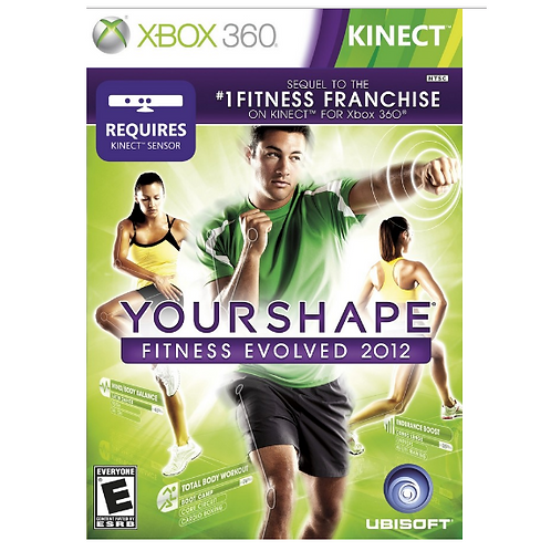 YourShape Fitness Evolved 2012 (Kinect)