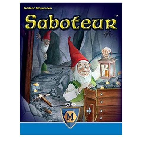 Saboteur 1 & 2 Bundle