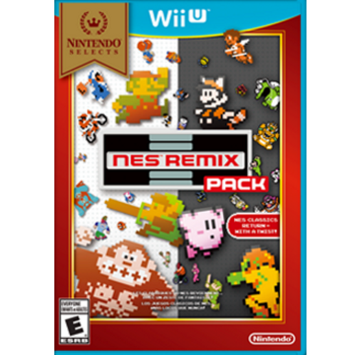 Ultimate NES Remix Pack