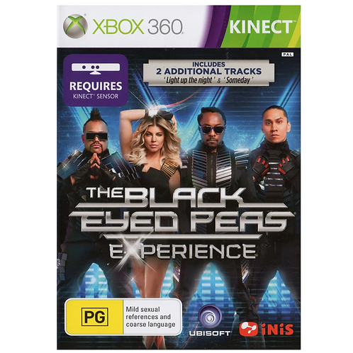 The Black Eyed Peas Experience (Kinect)