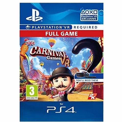Carnival Games (Virtual Reality)