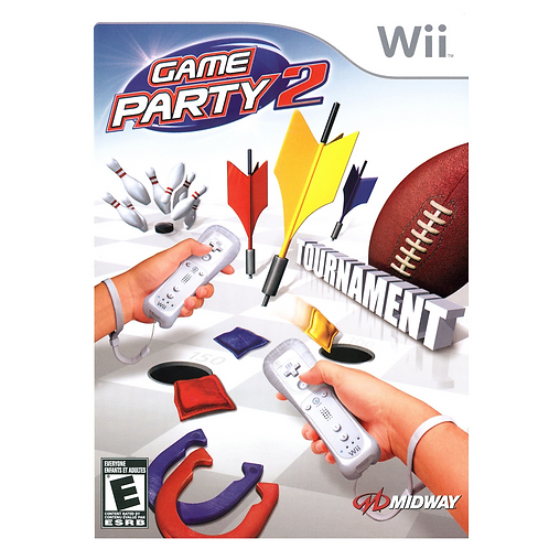 Wii Game Party 2
