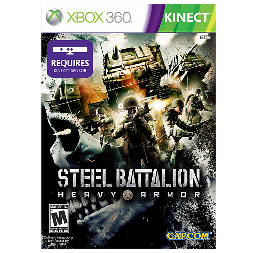 Steel Battalion (Kinect)
