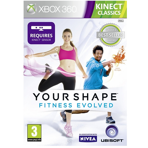 YourShape Fitness Evolved (Kinect)