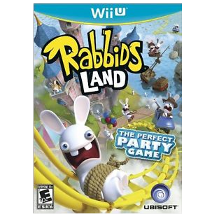 Rabbids Land - The Perfect Party Game