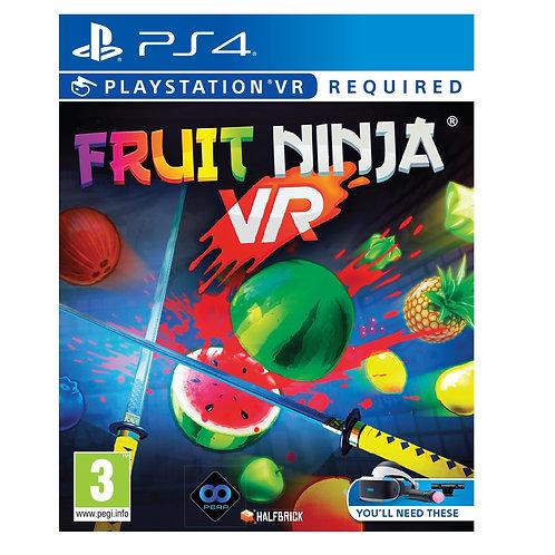 Fruit Ninja (Virtual Reality)