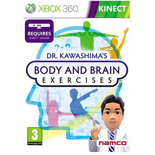 Dr. Kawashima's - Body and Brain Exercises (Kinect)
