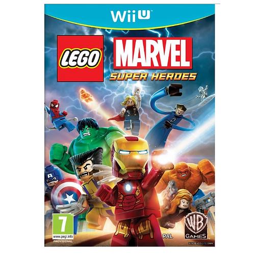 Lego - Marvel Super Heroes