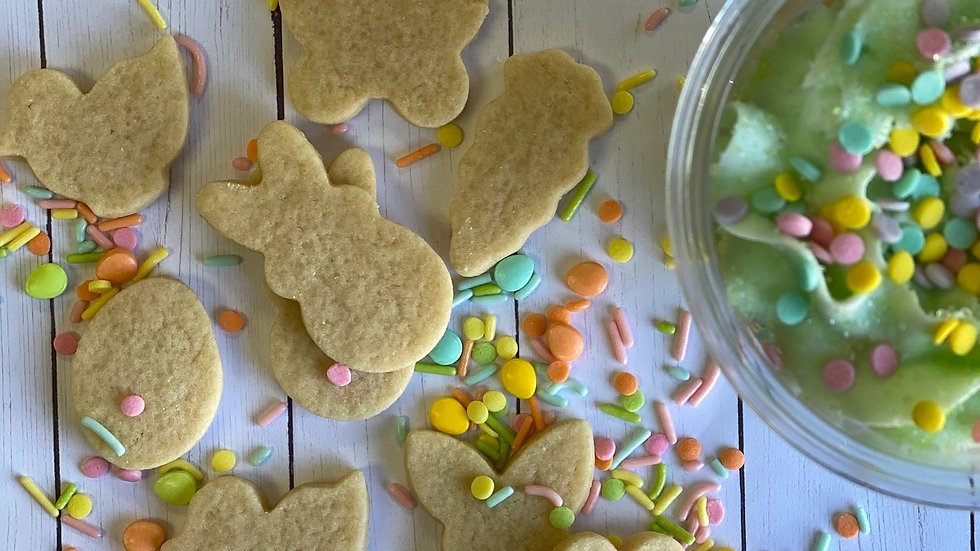 Easter Dippers