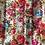 Thumbnail: Color Block Striped Floral Sheath Dress