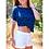 Thumbnail: Asymmetrical Lace Crop Top