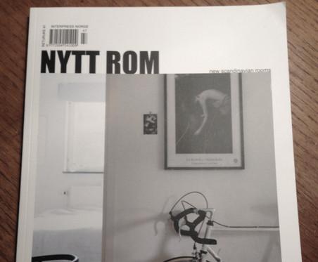NYTT ROM - Portrett