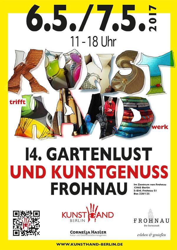 Kunsthand Frohnau - Heng Fashion Teihname