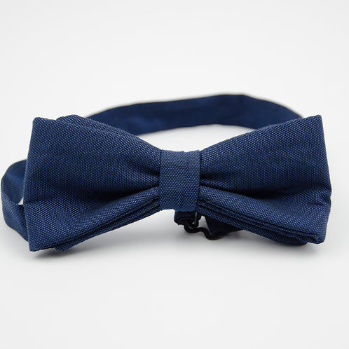 Bowtie for men approx. 6x12cm. Adjustable and pre-tied. Dark Blue