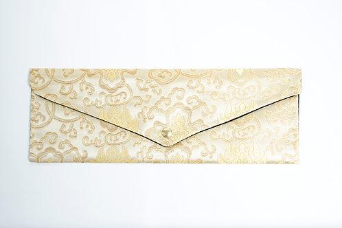 Pujatasche-Gold