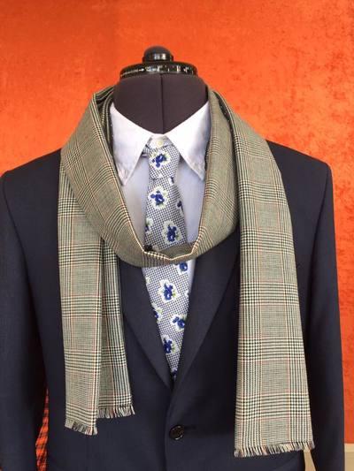 Herren Schal. Heng Fashion. Made in Berlin