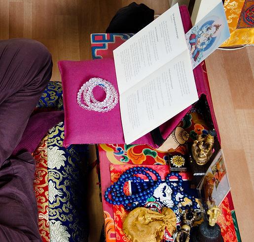 Meditation im Alltag von der Tibetische Tradition