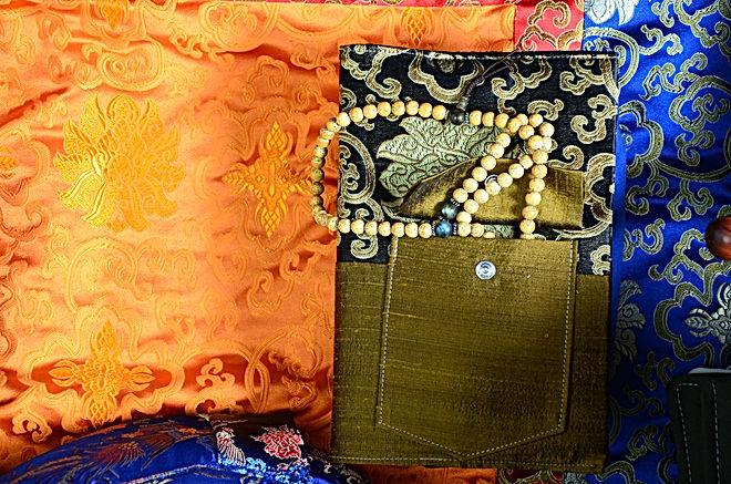 Notizbuch für Meditation Praxis aus der Tibetische Tradition