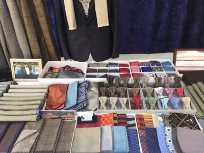 Herren Accessoires wie Fliegen, Schal,  Einstecktüch von Heng Fashion