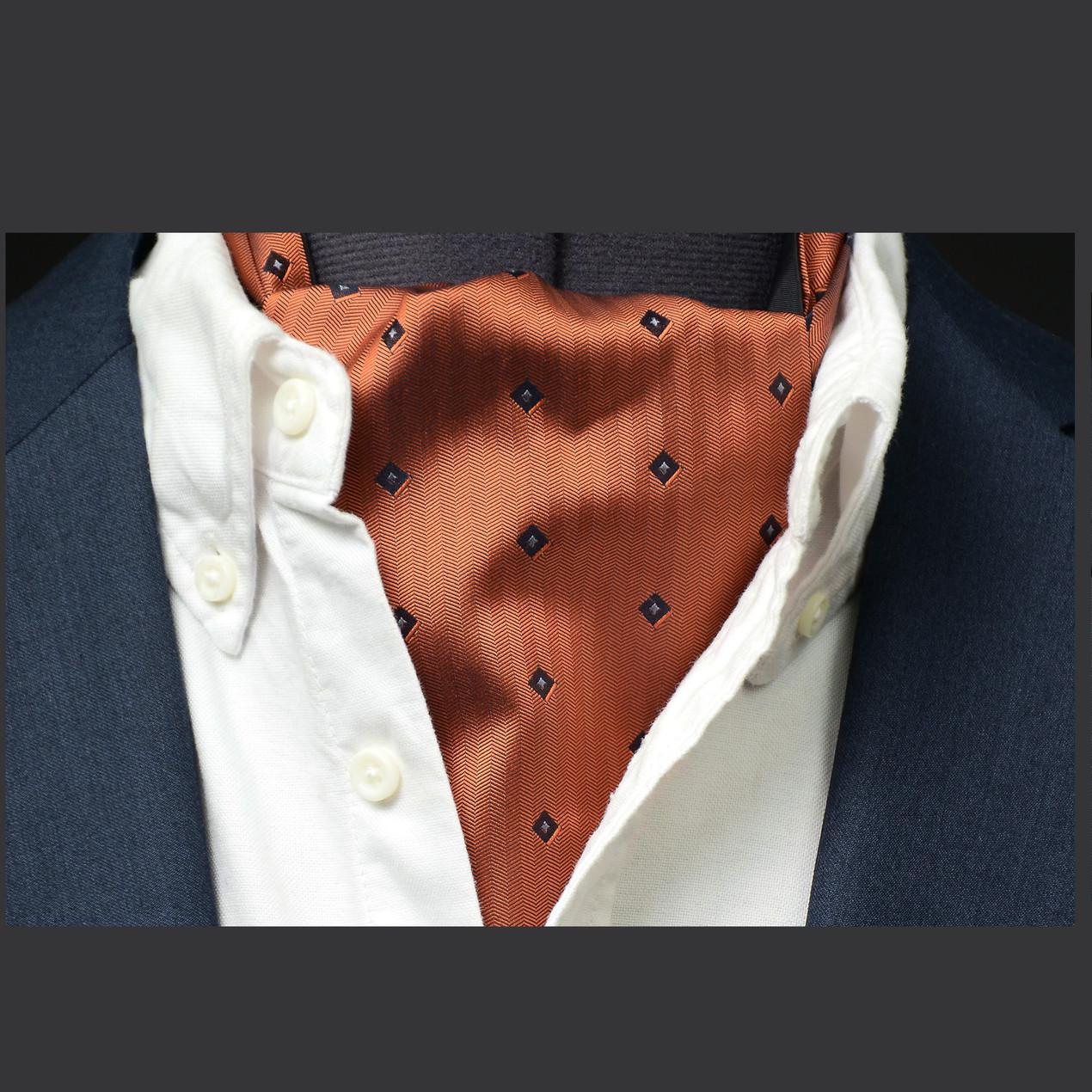 Ascot Tie - Heng Fashion. Made in Berlin