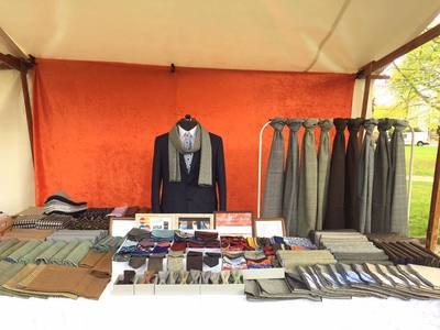 Herren Acceessoires. Markt Termin 2017. Heng Fashion. Made in Berlin