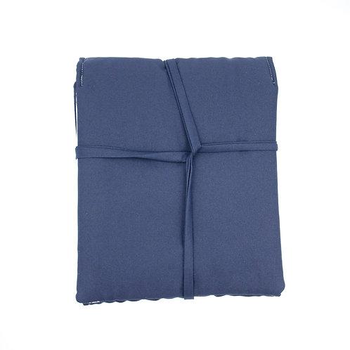 Verbeugungsmatte-Blau (Twill)