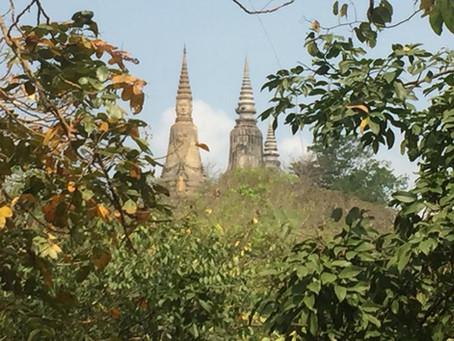 Urlaub in der Heimat: Kambodscha