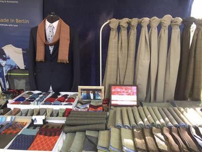 Herren Accessoires. Heng Fashion. Made in Berlin.