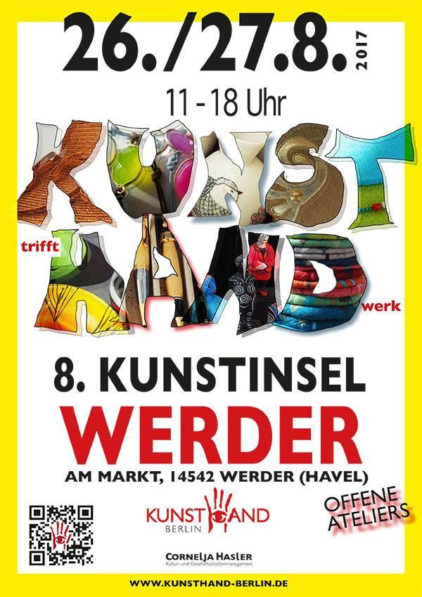 Kunsthand. Design und Kunstmarkt in Weder. Heng Fashion Teihname 2017