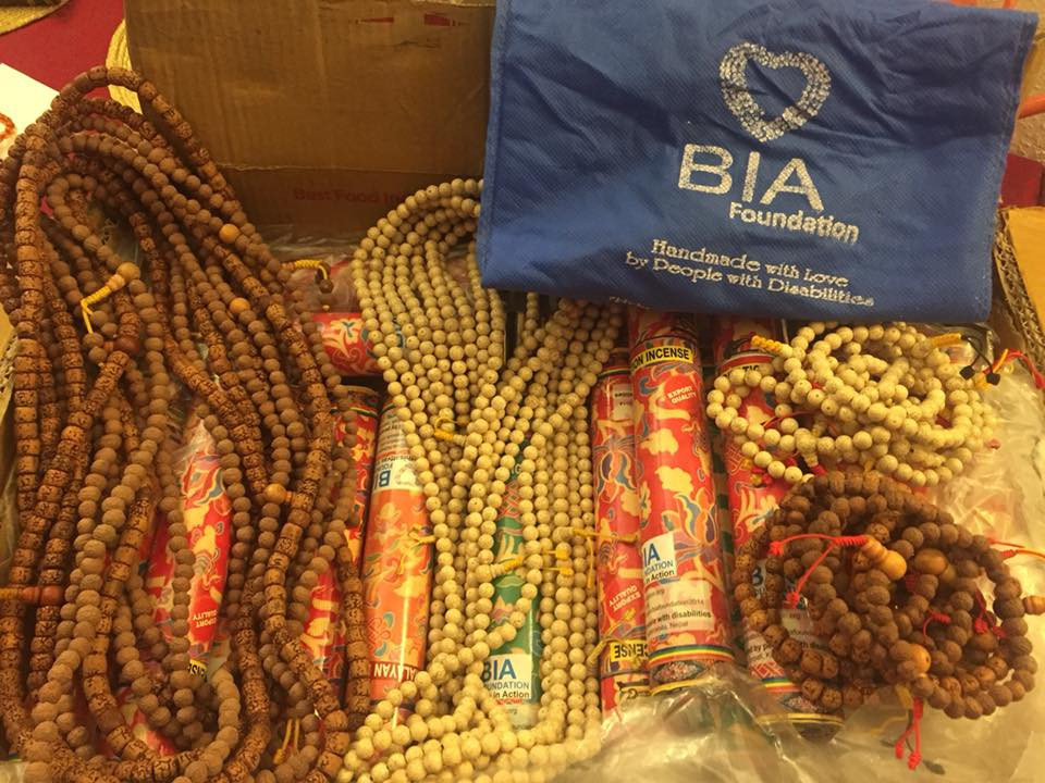 Buddisattva in Aktion (BIA) Produkte bei Sangha Friend