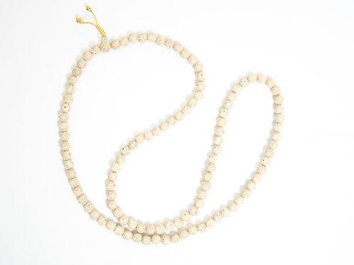 Lotus Mala 108 beads
