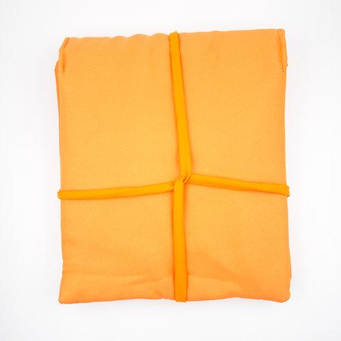 Verbeugungsmatte- Orange