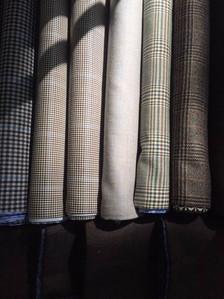 Herren Wolle Schal. Men Wool Scarves. Christmas Gift. Heng Fashion. Made in Berlin.