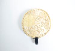 Wolke Tibetische Brokat Tasche