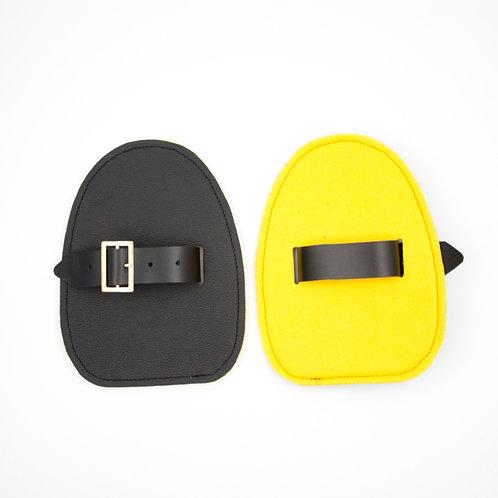 Slider für Verbeugungen-Schwarz Gelb
