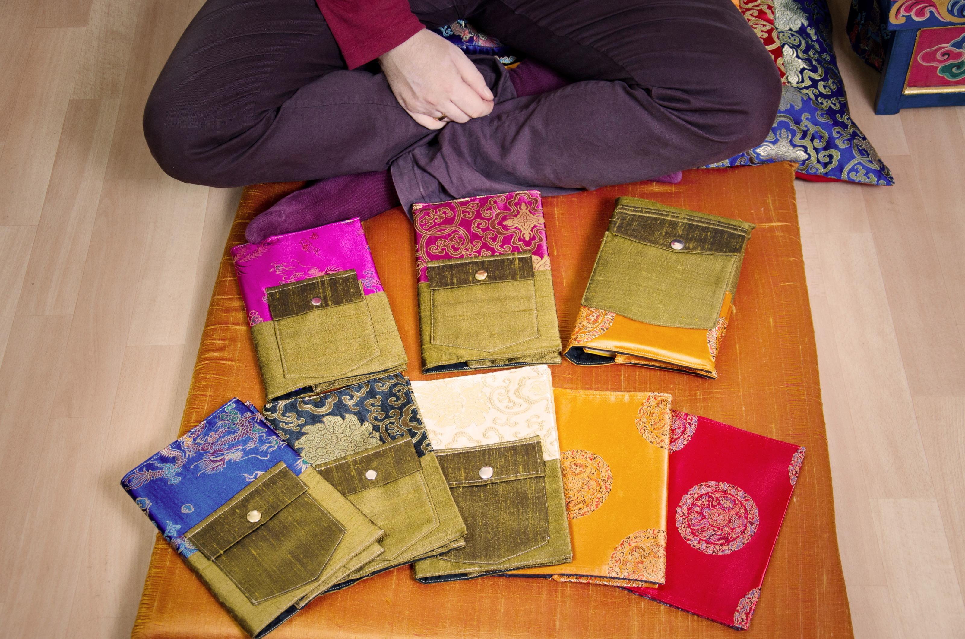 Notizbücher für Meditation