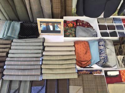 Wolle Schal für Herren. Heng Fashion. Made in Berlin.