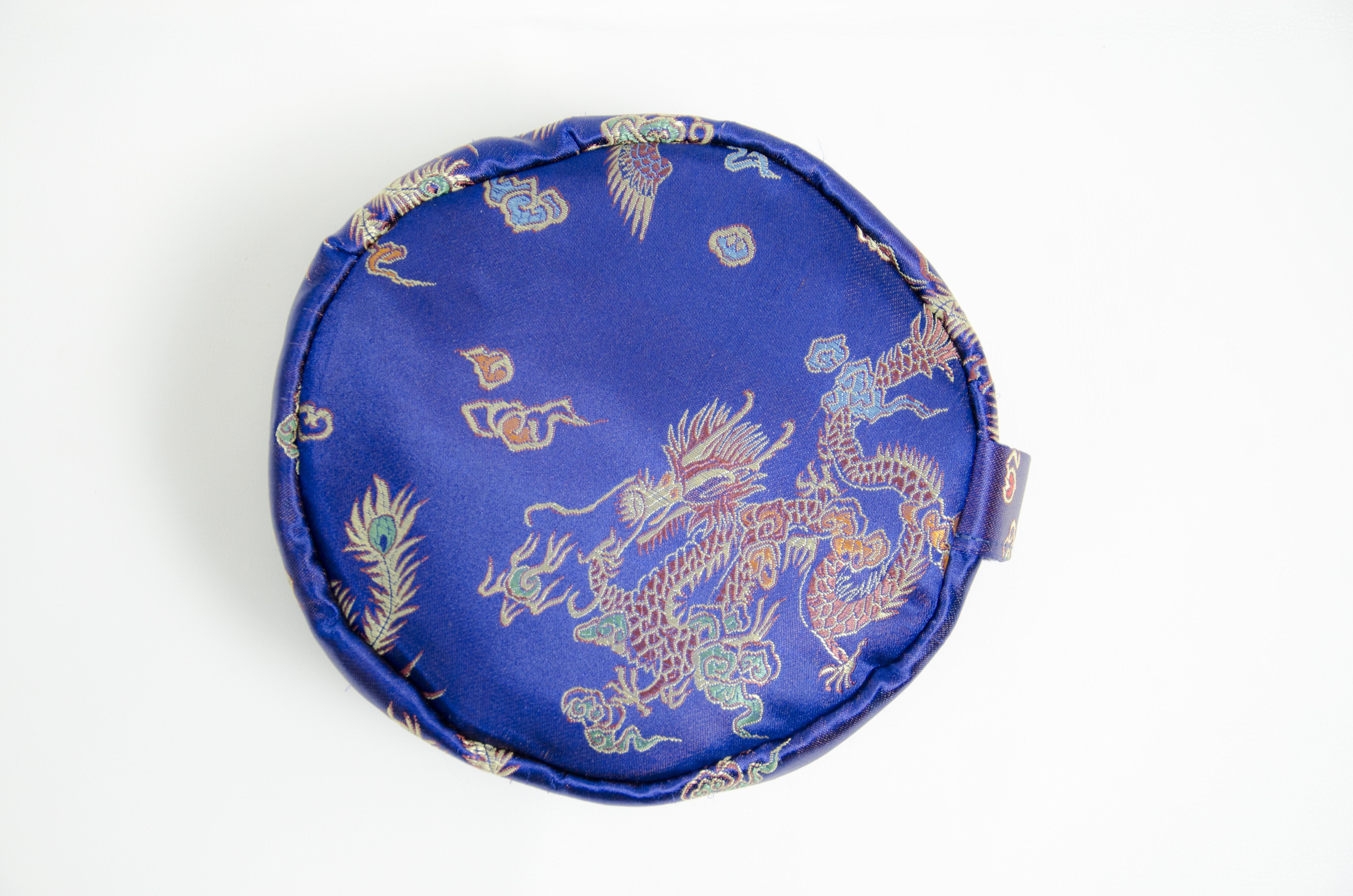 Blau Drache Mandalatasche