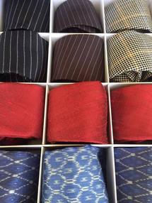 Herren Krawatten. Men Necktie. Geschenke Idee für Weihnachten. Heng Fashion. Made in Berlin.