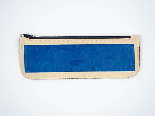 Bleistifthülle, Federmäppchen, Federtasche, Stifteetui, Federmappe, Stiftemäppchen, Bleistifttasche, Leder, Made in Berlin