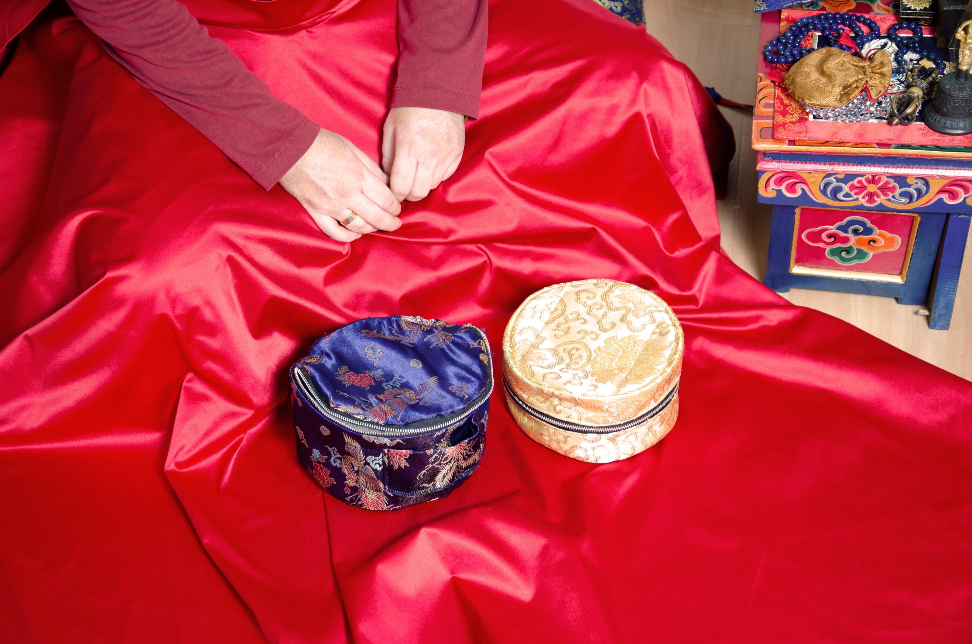 Mandalatasche für Mandala Gaben