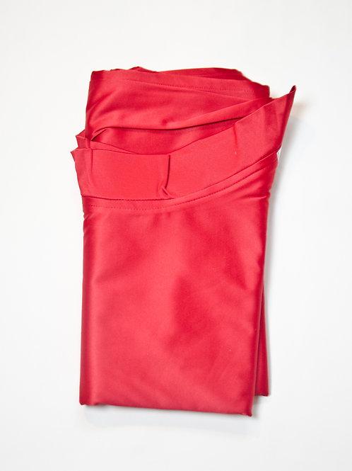 Mandalaschürze- Rot