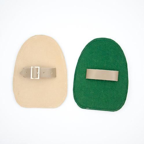 Slider für Verbeugungen-Grün