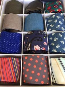 Herren Krawatten. Men Necktie. Gift Idea for Christmas. Heng Fashion. Made in Berlin.