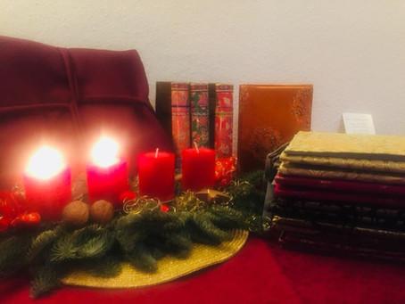 2. Advent, wir wünschen Ihnen eine gute Familienzeit.