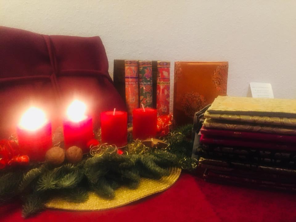 2.Advent 2017 Wünsche von Sangha Friend