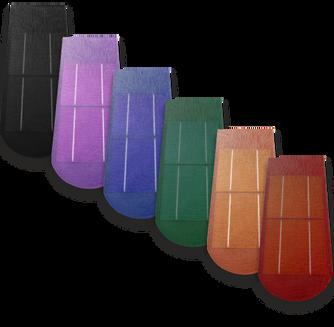 Farbvarianten Biber