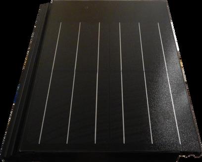 SolteQ-Systemziegel Braas Tegalit Premium Black
